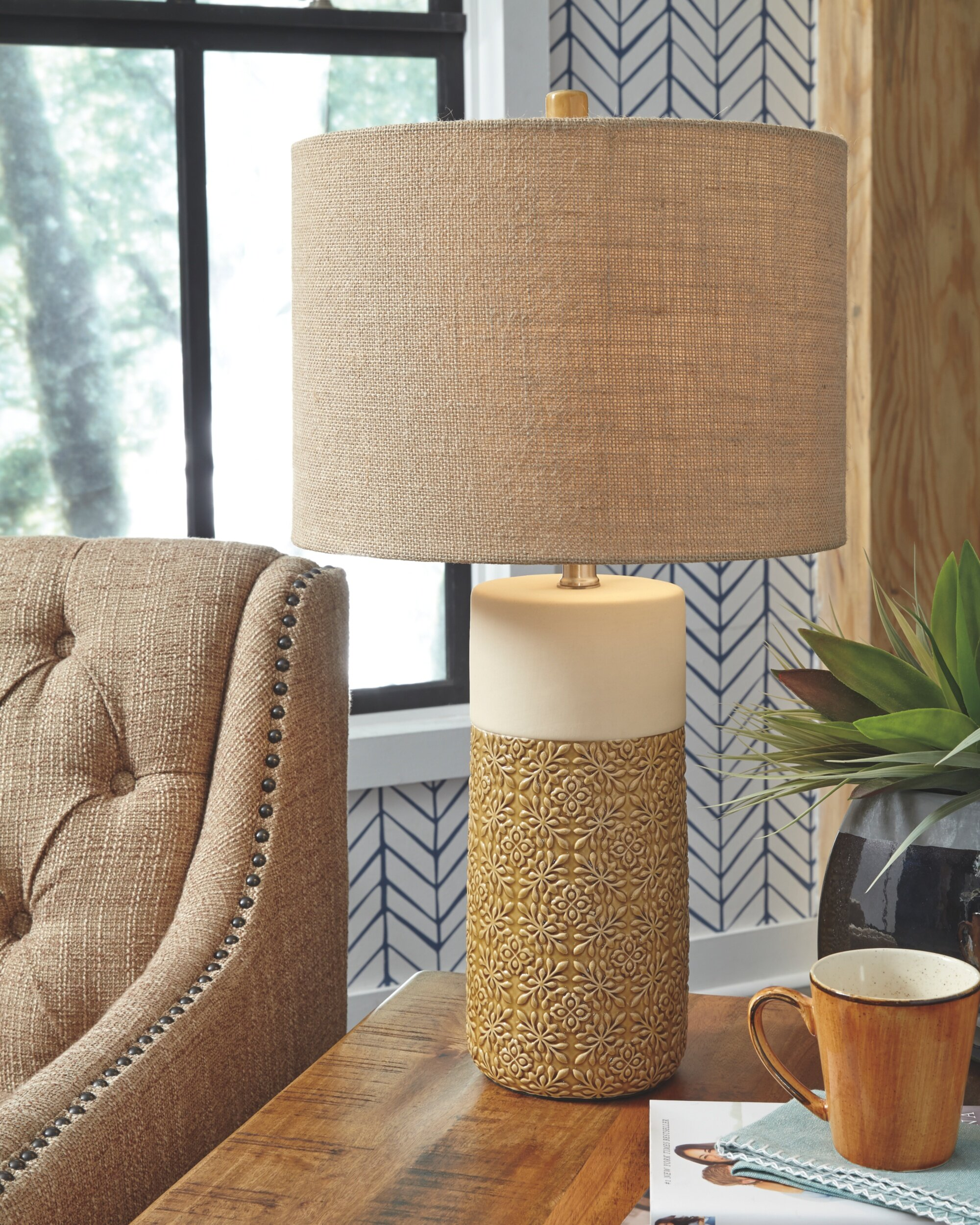 Dulcia 25 Table Lamp Set