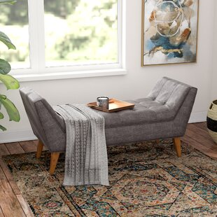 Serena Upholstered Bench by Langley Street
