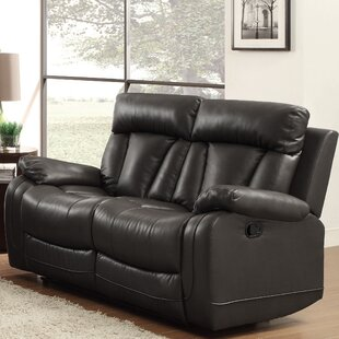Check Prices Ackerman Double Reclining Loveseat by Woodhaven Hill Reviews (2019) & Buyer's Guide