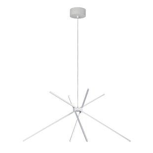 Brayden Studio Mahpee 4-Light LED Novelty Pendant