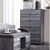 Witzel 5 Drawer Chest by 17 Stories