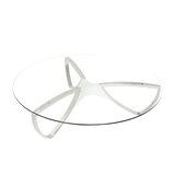 Whittredge Abstract Coffee Table by Orren Ellis