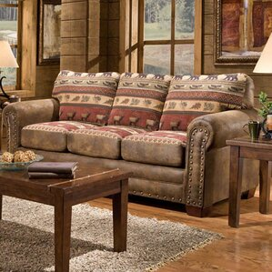 Lodge Sierra Sofa by American Furniture Classics