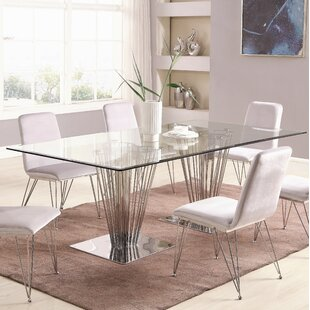 Noah Dining Table by Orren Ellis Great price
