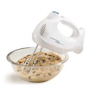 Power Deluxe 6 Speed Hand Mixer