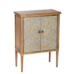 Vezina 2 Door Accent Cabinet by Millwood Pines
