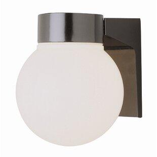 Ebern Designs Chilhowie 1-Light Outdoor Sconce