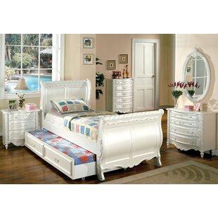 Victoria Sleigh Configurable Bedroom Set by Hokku Designs