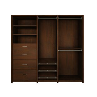 SpaceCreations 90 Closet System by ClosetMaid