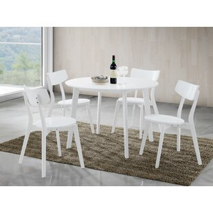 Tre 5 Piece Dining Set