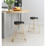 Cindi Counter Stool (Set of 2) by Everly Quinn