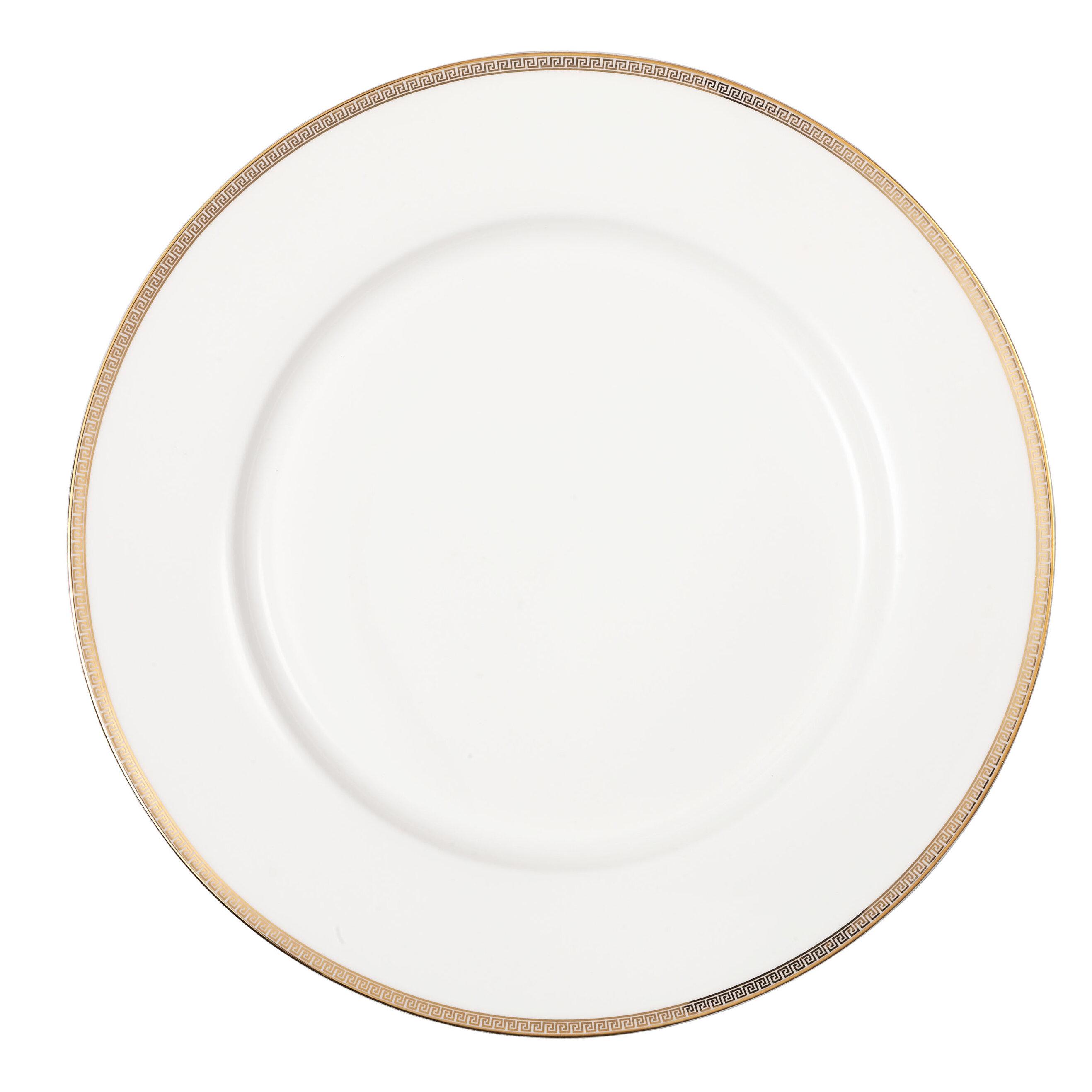 Lorren Home Trends Bone China 57 Piece Dinnerware Set Service for 8 \u0026 Reviews | Wayfair  sc 1 st  Wayfair & Lorren Home Trends Bone China 57 Piece Dinnerware Set Service for 8 ...