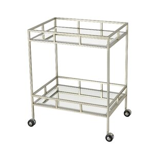Latitude Run Chessani Bar Cart