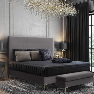 Searching for Laxman Upholstered Platform Bed by Everly Quinn Reviews (2019) & Buyer's Guide
