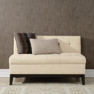 Witmer Upholstered Bench by Orren Ellis