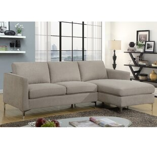 Collum 2 Piece Modern Sectional Set