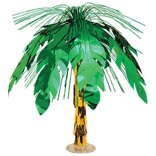 Palm Tree Cascade Paper Disposable Centerpiece