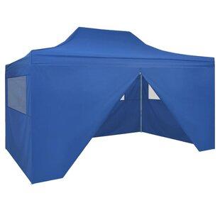 Read Reviews 3m X 4.5m Steel Pop-Up Party Tent