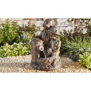 Titon Polystone Fountain Image