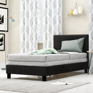 Reeves Upholstered Bed Frame By Mercury Row
