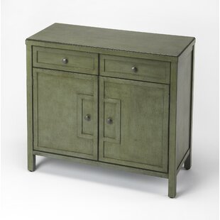 Bay Isle Home Puttenham Console 2 Drawer Accent Cabinet