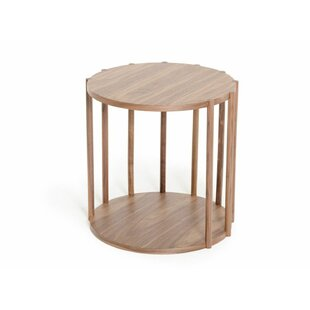 Camron End Table by Orren Ellis