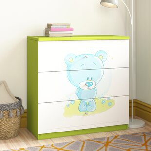 Valerie 3 Drawer Chest By Zipcode Design