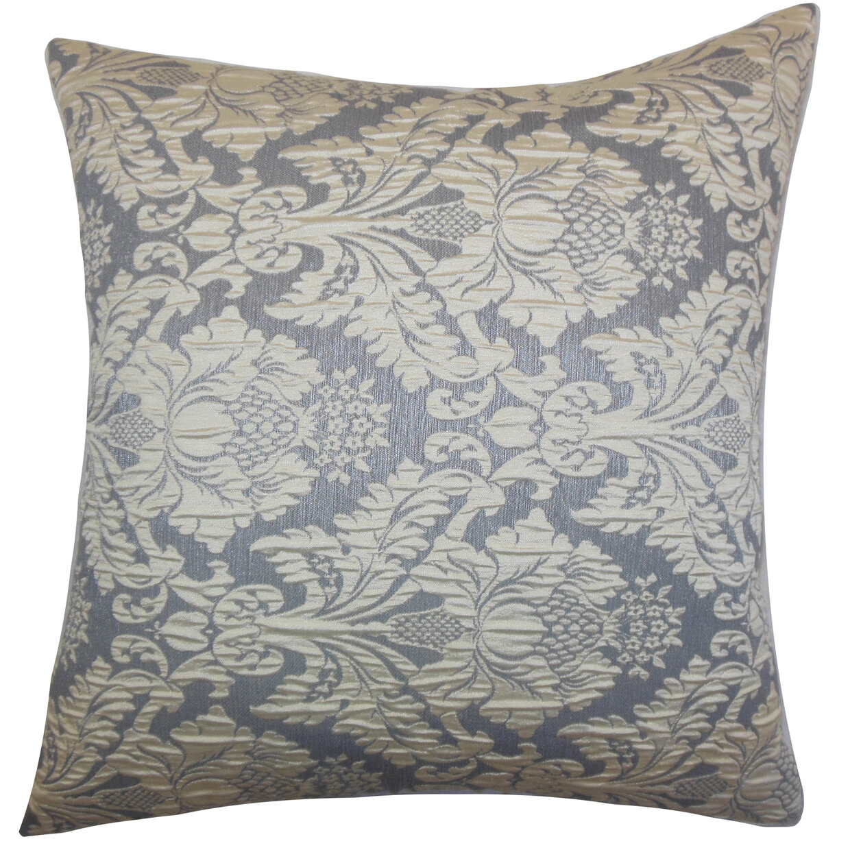 Damask Floor Throw Pillows You Ll Love In 2021 Wayfair