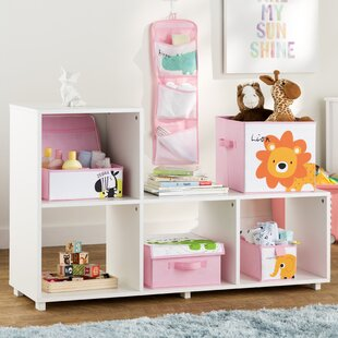 Maye 5 Piece Nursery Storage Set By Viv + Rae