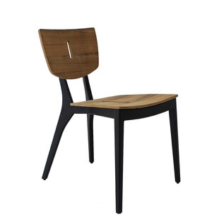 Diuna Stacking Teak Patio Dining Chair