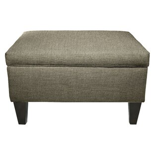 MJL Furniture Dawson Storage Ottoman