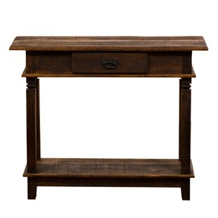 Loon Peak Orozco 1 Drawer Console Table