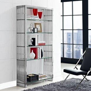 Georgiann Standard Bookcase By Orren Ellis