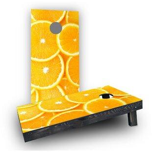 Custom Cornhole Boards Ora..