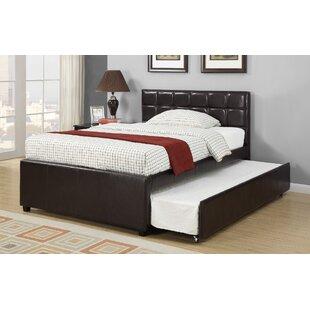 Harriet Bee Dupuy Upholstered Platform Bed