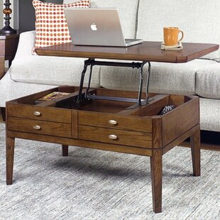 Alcott Hill Weybossett Lift Top Coffee Table