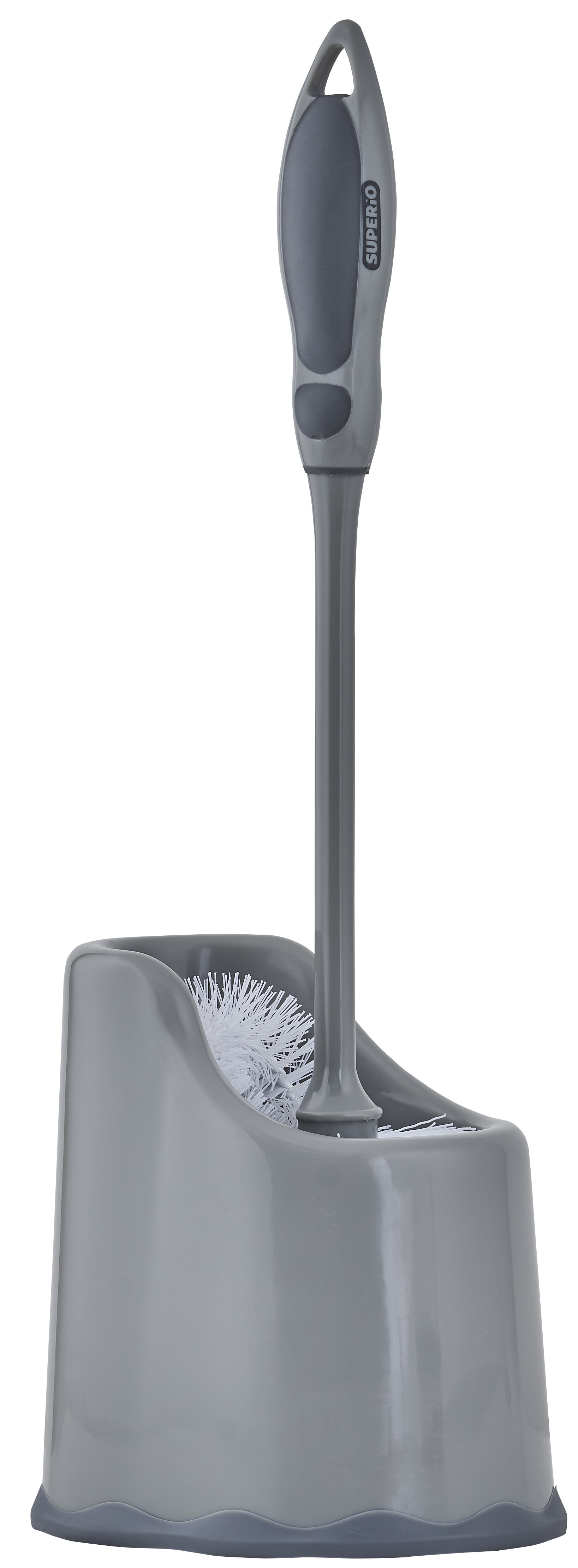 Superior Performance 16in H Free Standing Toilet Brush And Holder Reviews Wayfair