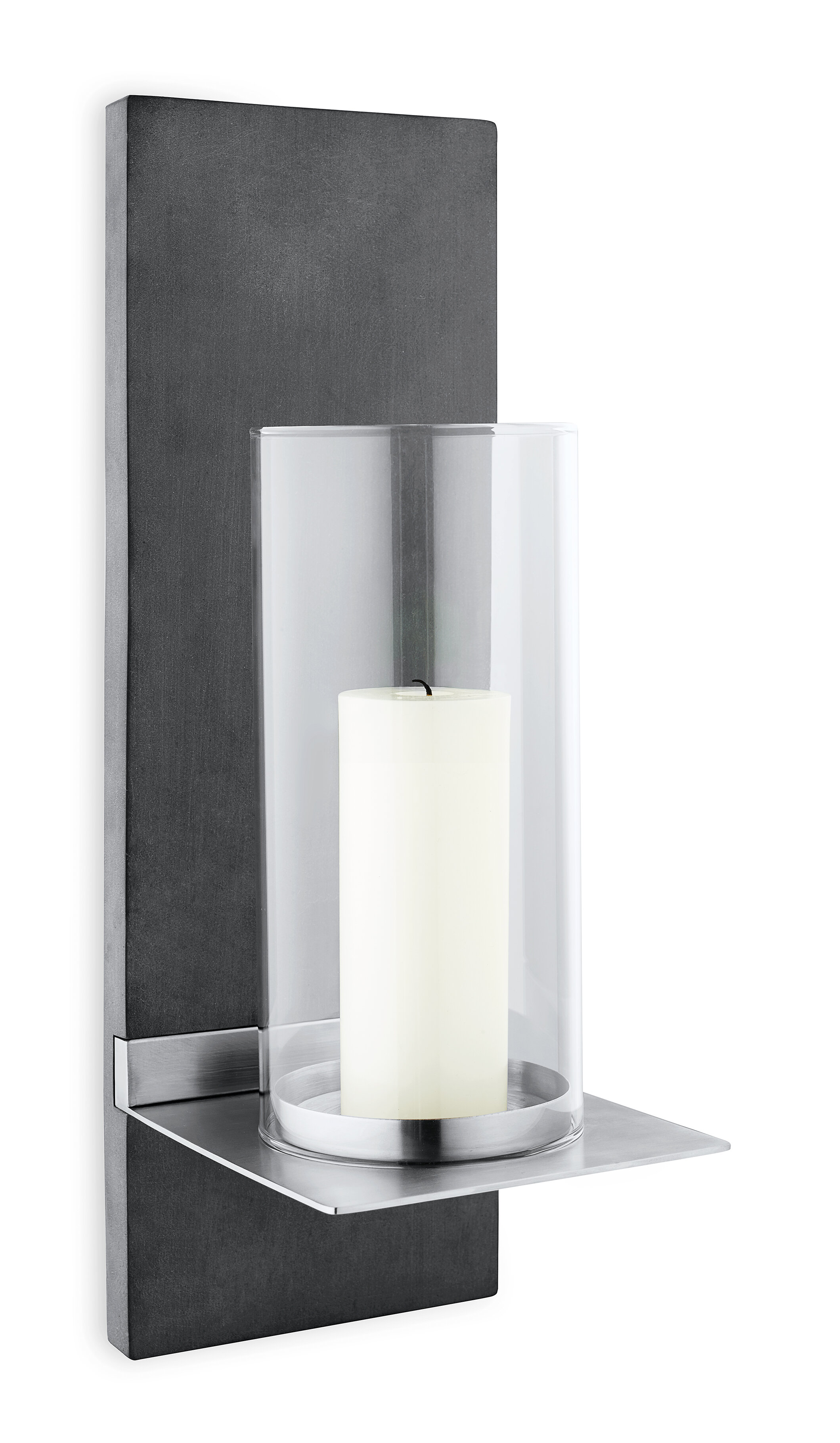 Finca Stainless Steel Wall Sconce