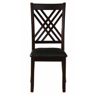 Ewalt Solid Wood Dining Chair (Set of 2) ..