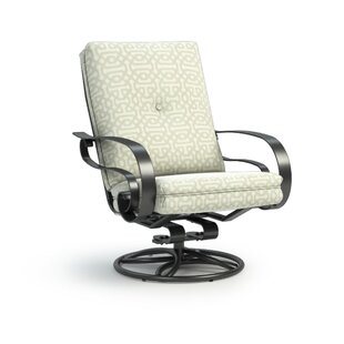 Longshore Tides Alissa Swivel Patio Chair..