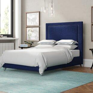 Cotswold Upholstered Bed Frame By Brayden Studio