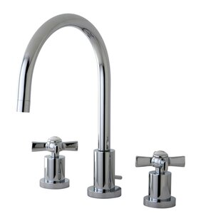 Kingston Brass Millennium Widespread Bathroom Faucet