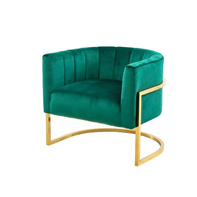 Green Lounge Accent Chairs You Ll Love In 2019 Wayfair