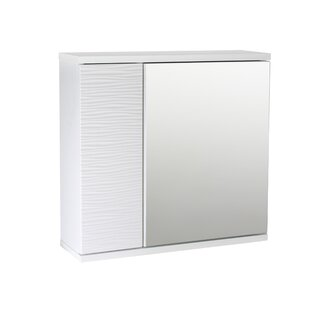 Perris 48cm X 48cm Surface Mount Mirror Cabinet By 17 Stories