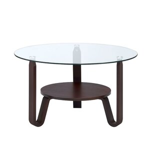 Pylant Coffee Table with Tray Top