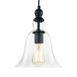 CLAXY 1-Light Bell Pendant