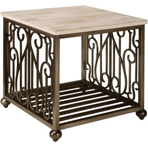 Toscana End Table by Standard Furniture