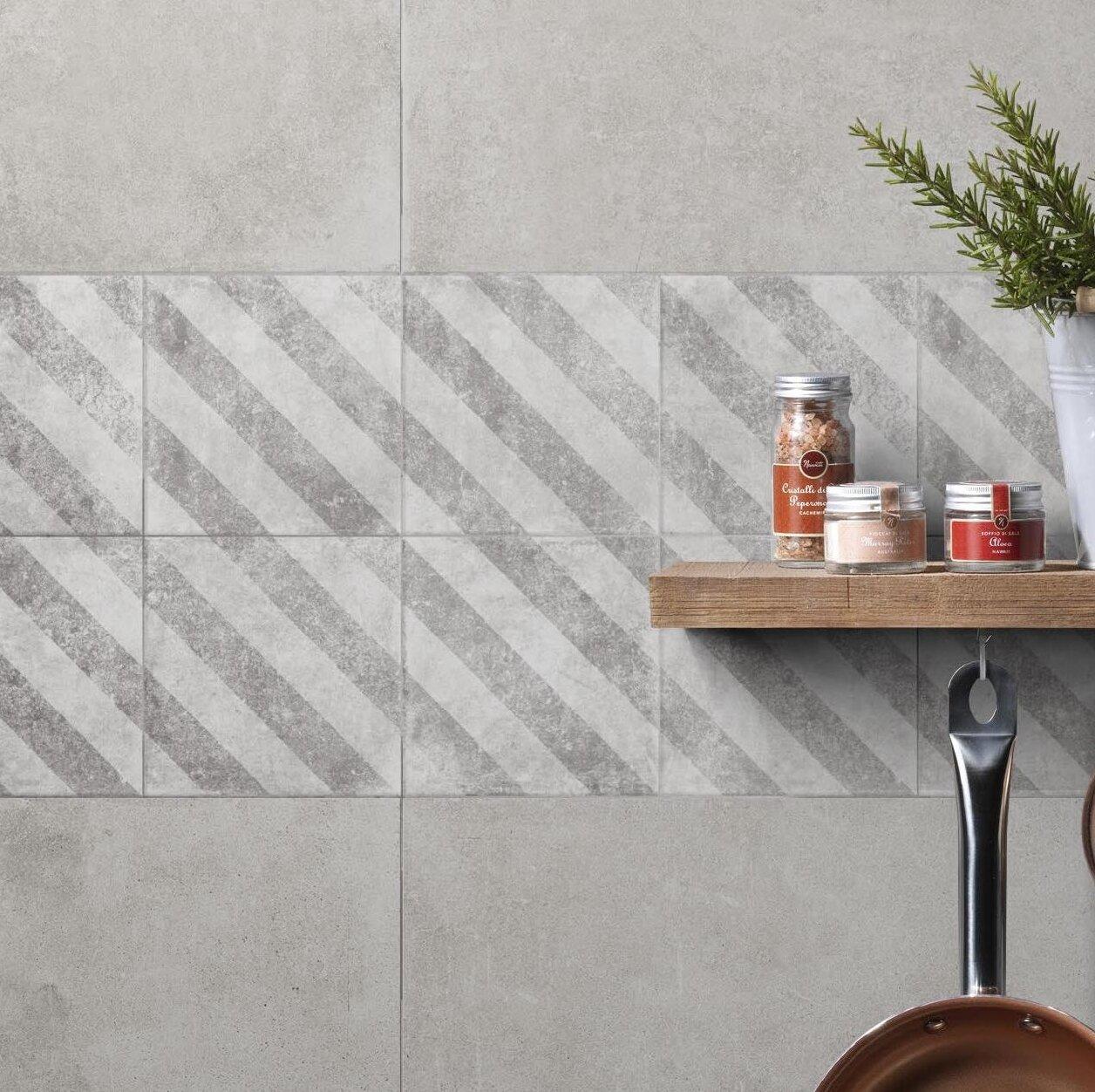 Mulia Tile Gallery 8 X 8 Ceramic Field Tile Wayfair