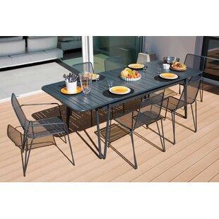 Mallen 8 SeaterDining Set By Sol 72 Outdoor
