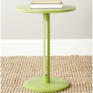 Faria End Table by Highland Dunes